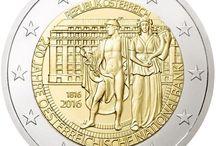 Monedas 2 euros Austria