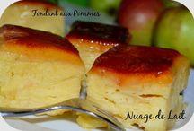 pommes, poires / by monique chapron