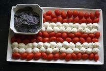 Patriotic: Party/Picnic Food
