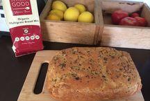 Sevierly Good / Gluten-Free bread