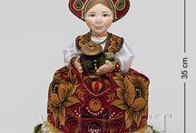 Кукла -грелка / Кукла