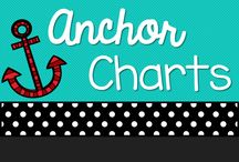 Anchor Charts / Anchor Charts for the classroom / by Michelle Lanning