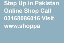 Step Up In Pakistan Online Shop Call 03168086016 Visit Www.Shoppakistan.Pk