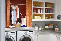 Laundry & Mud Rooms / Design/Decor