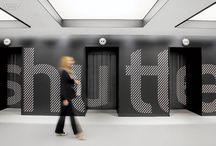 WTS - lobby installation