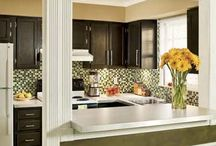 Kitchen redo  / by Cathy Gibson Dunlap