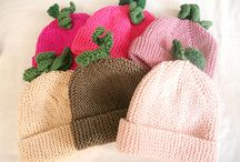 knitting baby hat, scarves...gloves etc / cappelli sciarpe accessori guanti per bambini