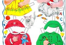 Paper Dolls: Babies