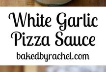 homemade garlic sauce