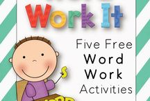Literacy - Daily 5 Word Work