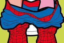 Vida secreta super-herói