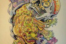 Asia tattoo