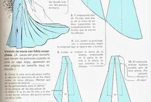 fishtail dress pattern