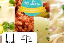 Dieta Coherente / Propuestas de dieta coherente, nuestra dietista de cabecera.