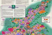 Dollywood Map - Past & Present  / by Dollywood