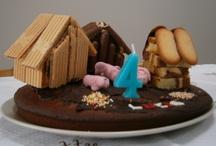 gâteau anniversaire - birthday cake