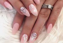 beautiful nails / lackierte Fingernägel- Farben, Formen und Muster