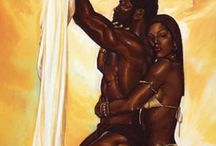 African art / by Mel Collins