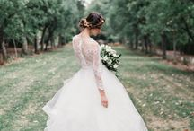 Wedding Dress / by Paige Dickinson