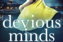 Devious Minds: A Shelby Nichols Adventure / It's been almost a year since a near-fatal gunshot wound left Shelby Nichols with the ability to read minds. In that time she's faced one problem after another. She's been shot at, framed for murder, and targeted by a serial killer, just to name a few. Now she's trying to help her lawyer husband win a murder trial that will enable him to become a partner in his law firm. Sounds easy, right? But nothing ever goes as planned when it comes to Shelby Nichols.