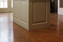 Wood flooring / A few examples of beautiful wood floors
