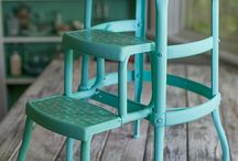 Painted Furniture / by Mary Ellen Swanquist
