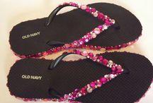 Flip Flops / by Mary Lou Buchman Closs