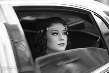 Gatsby Themed Wedding at Bill Miller's Castle / Aubrey and Jason's Gatsby Themed Wedding at Bill Miller's Castle by Robb Cyr Photography