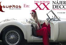 NájeraDECOR 2014 / XX Feria del mueble de Nájera. http://www.todoparasudescanso.com/noticias/najera-decor-2014-xx-feria-del-mueble-de-nájera
