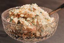Recept - skaldjur