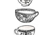 Café/chá ☕