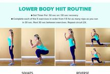 work out: upper body