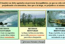 Tipos de recursos naturales / tipos y clases de recursos naturales.