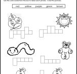 Preschool Homeschool Worksheets / Printable worksheets for preschoolers to do at home / by Melissa French: More With Less Mom & HousePunkery