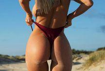 Rosanna Arkle hot sexy ass