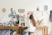 ~ Ateliers d'artistes ~