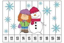 Kleuters - Winter