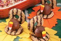Seasonal - Thanksgiving - Food