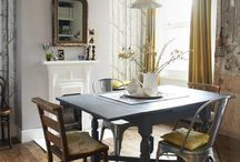 dining room / by Tracey Daniels