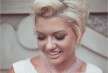 Wedding hairstyles / by Erica Riley