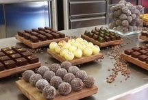 Tandem Chocolates / The masterpieces created by Tandem Chocolates in Park City, Utah.
