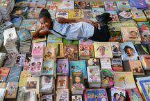 Marley Dias' #1000blackgirlbooks / Marley Dias, an 11 year old girl from the United States, wanted to see more books with black girls as the main character and she started a revolution in books for kids. All of the books on this list have black girls or women as the main characters