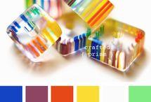 colors / by Lisa Tomblin