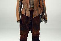 Medieval  Clothes / 中世の服装