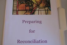 First communion and Confession / by Serenna Fitzpatrick