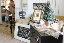 Display / by Robin Fleming @ Robin's Nesting Place