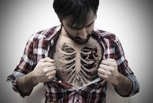 3d Tattoos / 3D tattoos are very different from the rest of the tattoos as they have the realistic look which other tattoos lack.