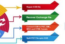 EDB to PST Recovery / Enstella EDB to PST Recovery tool is the reliable solution to recover data from EDB file into new healthy Outlook PST file.