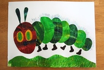 Eric Carle Art / by Linda Eastman