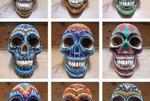 Skulls, skulls,  & more skulls